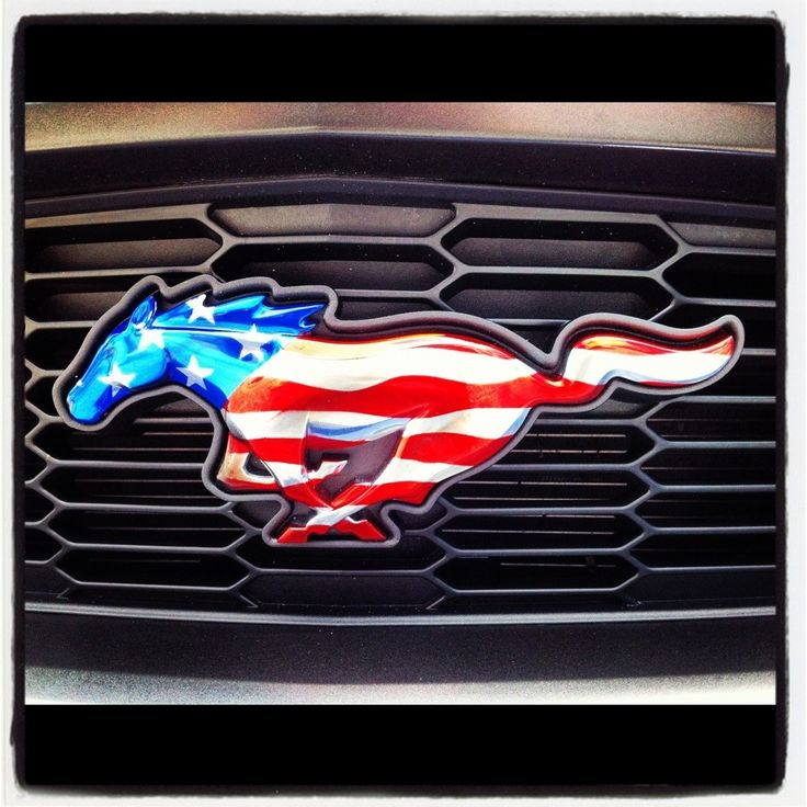 American Mustang All Things Automotive Pinterest