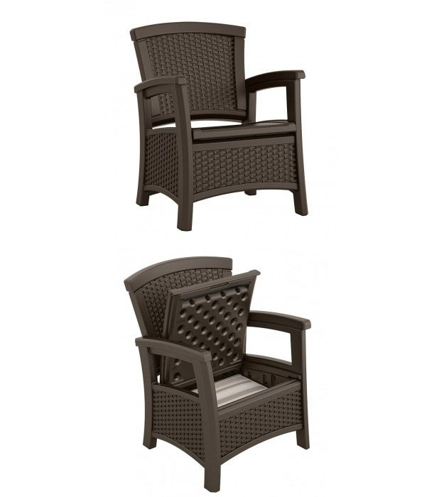 This Club Chair From Suncast Elements Is A Must Have For Your Outdoor Decor