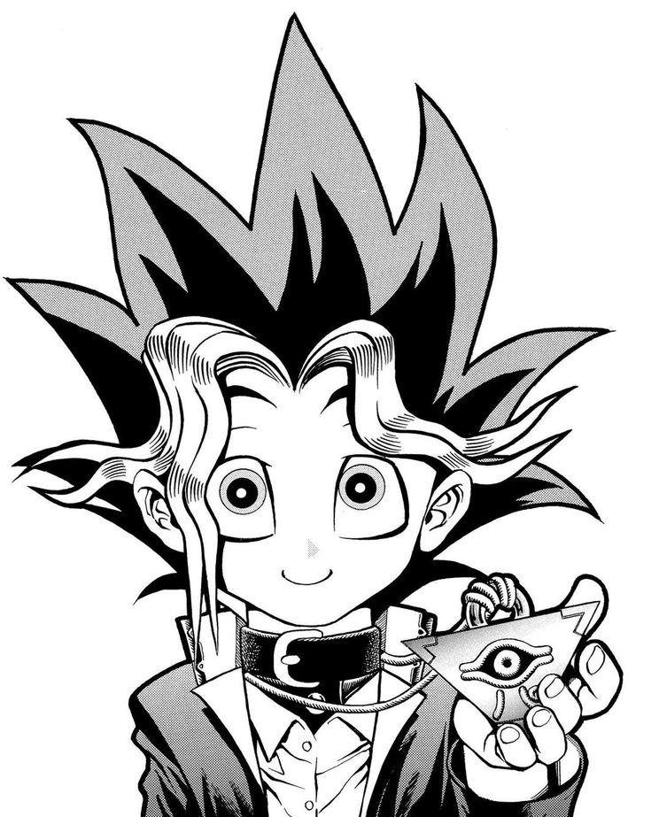Pin by Becca on Yu Gi Oh! Art Anime drawings Cool art