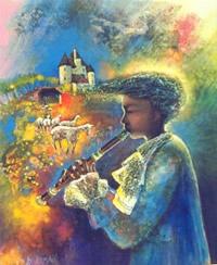 Bernard Romain - Artist From France