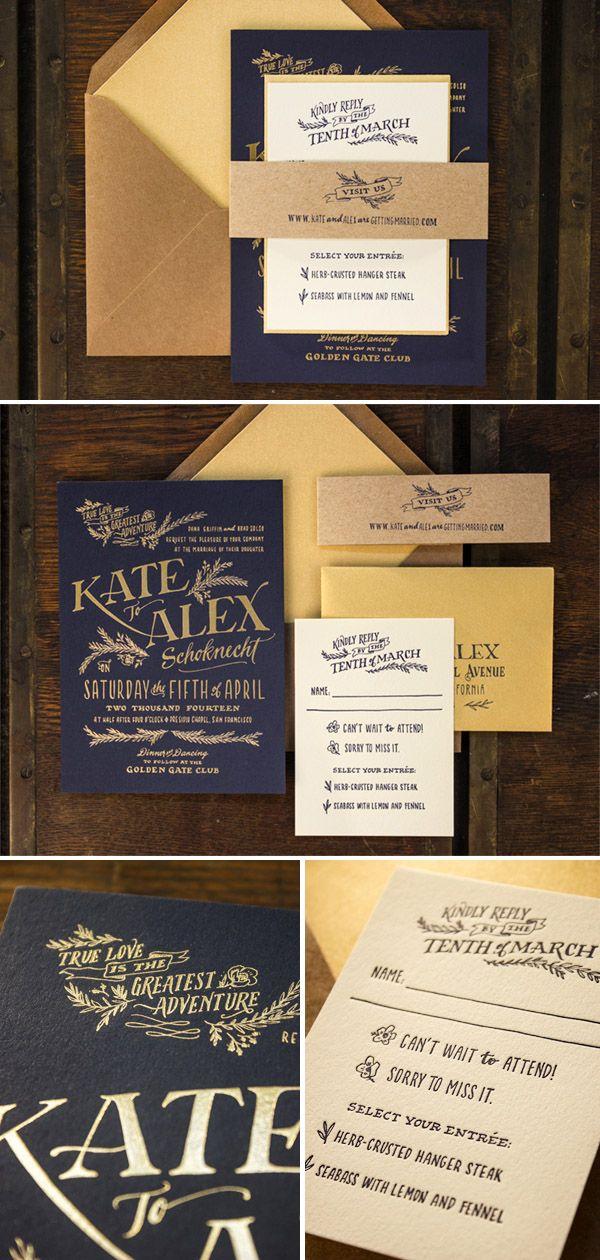 25 Attractive Vintage Wedding Invitations For Nostalgic Brides. Diy EinladungskartenEinladungskarten  HochzeitRustikale ...