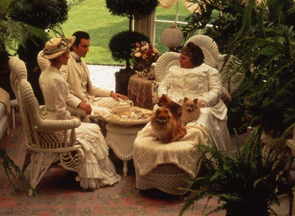 age of innocence movie interiors images - Google Search