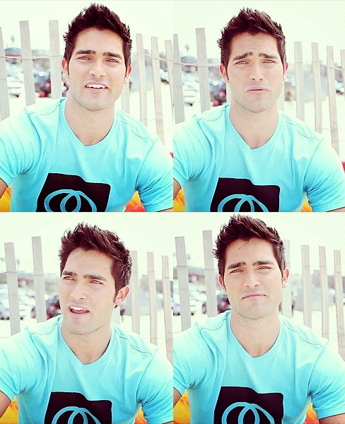 Tyler Hoechlin♥ oh sorry I didn't mean to drool