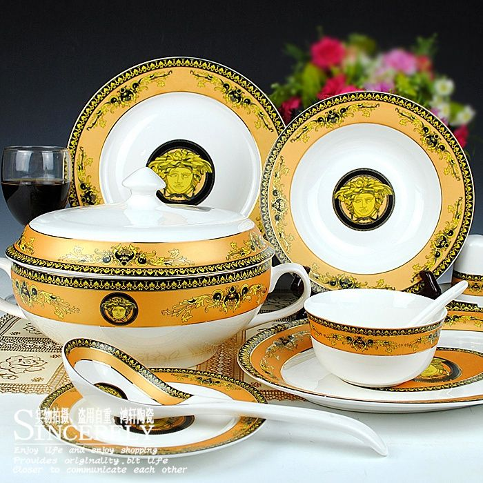 luxury dishes   56-quality-bone-china-dinnerware-set-luxury-royal-crocodile.jpg