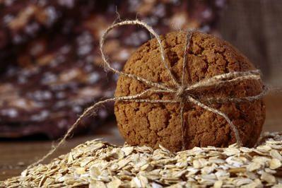 Zwei-Zutaten-Kekse - Rezept