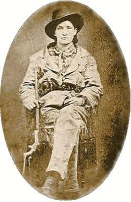 biographical info - Calamity Jane