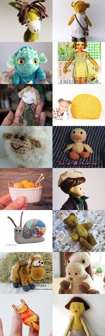 Toys by talma vardi on Etsy--Pinned+with+TreasuryPin.com