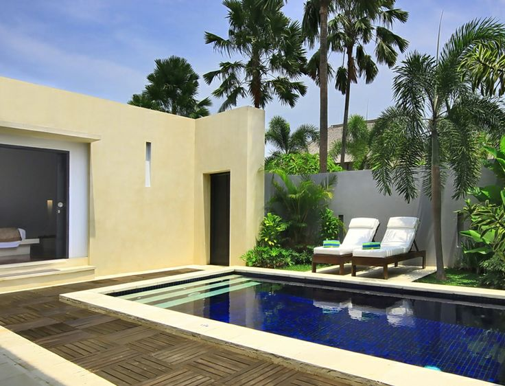 The Seminyak Suite Private Villa - with pool. #bali #seminyak #indonesia http://www.the-seminyaksuite.com/