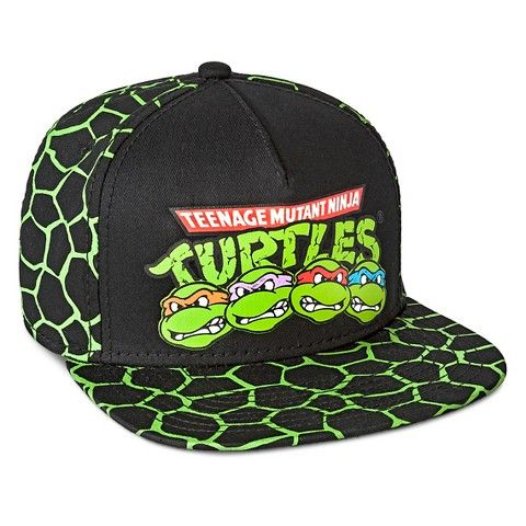 baseball hats teenage mutant ninja turtles turtle hat caps