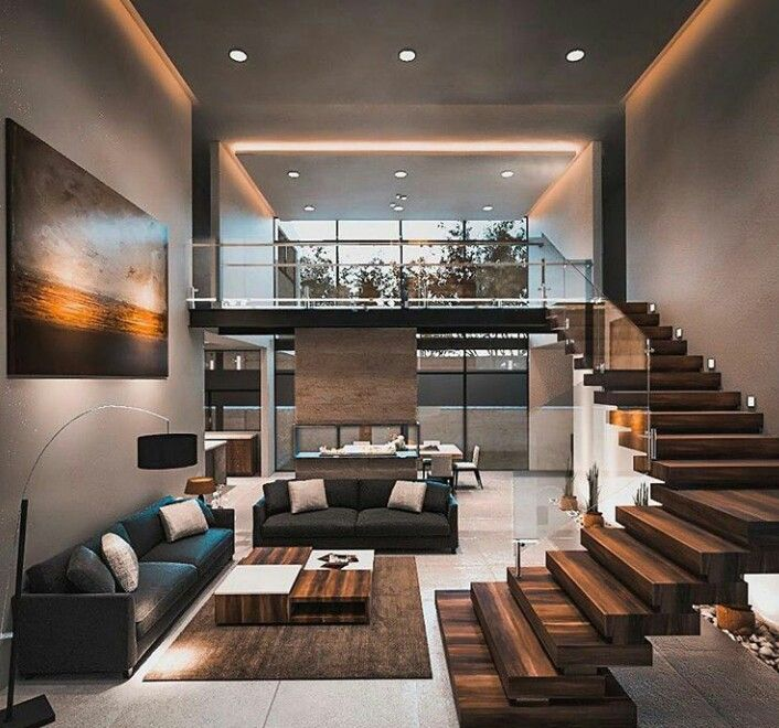 Speriamo possa aiutarti a orientare meglio le tue scelte, per trovare lo stile che ti rappresenta al 100%! Modern Loft Progettazione Interni Casa Design Di Interni Case Di Lusso