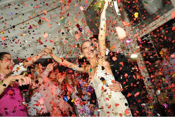Wedding reception entrance songs   Djs Showtime - Chic & Stylish Weddings