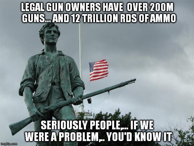 America's gun problem is so much bigger than mass shootings