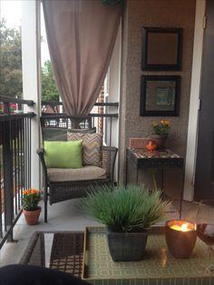 Best 25+ Small apartment patios ideas on Pinterest | Apartment ...