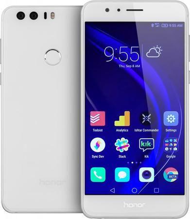 Huawei Huawei Honor 8 32Gb RAM 4Gb  — 27990 руб. —  ПРЕМИАЛЬНЫЙ ДИЗАЙН Тонкий корпус смартфона Honor 8 со стеклом 2.5D и закругленной алюминиевой рамкой удобно лежит в руке. Дизайн задней панели Honor 8 из пятнадцати слоев с эффектом 3D-гравировки непременно обратит на себя внимание. ДВОЙНАЯ ОСНОВНАЯ КАМЕРА Основная камера Honor 8 оснащена двумя датчиками – RGB и черно-белой съемки с размером пикселя 1,25 нм. Два объектива основной камеры с разрешением 12 Мп повышают качество и детализацию…