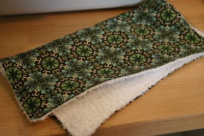 Immeasurable Grace: Easy DIY Cloth Paper Towels