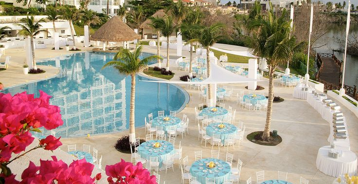 Le Blanc Spa Resort in Cancun, Mexico | Palace Resorts Weddings ®