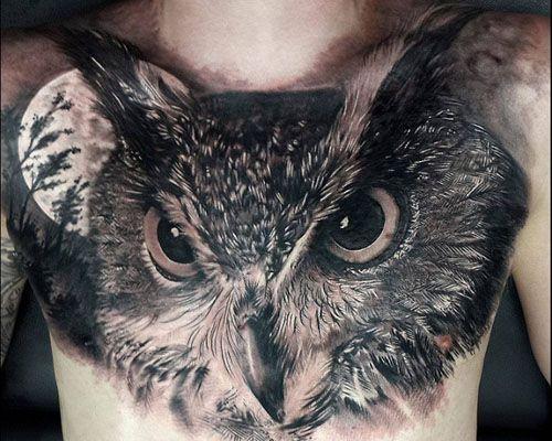 buho tatuajes 2