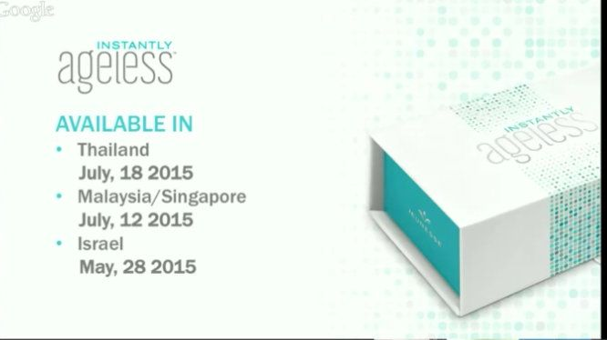 Mind Blowing News Incredible words can not describe great time to expand or join Jeunesse global. IA is exploding worldwide..Get in June we ARE breaking RECORDS #Agelessyouth2015.questions always welcome