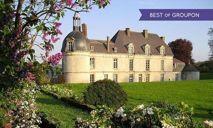 Château d'Etoges (Châteaux & Hôtels Collection) à Etoges : Séjour détente en Champagne: #ETOGES 99.00€ au lieu de 189.00€ (48% de réduction)