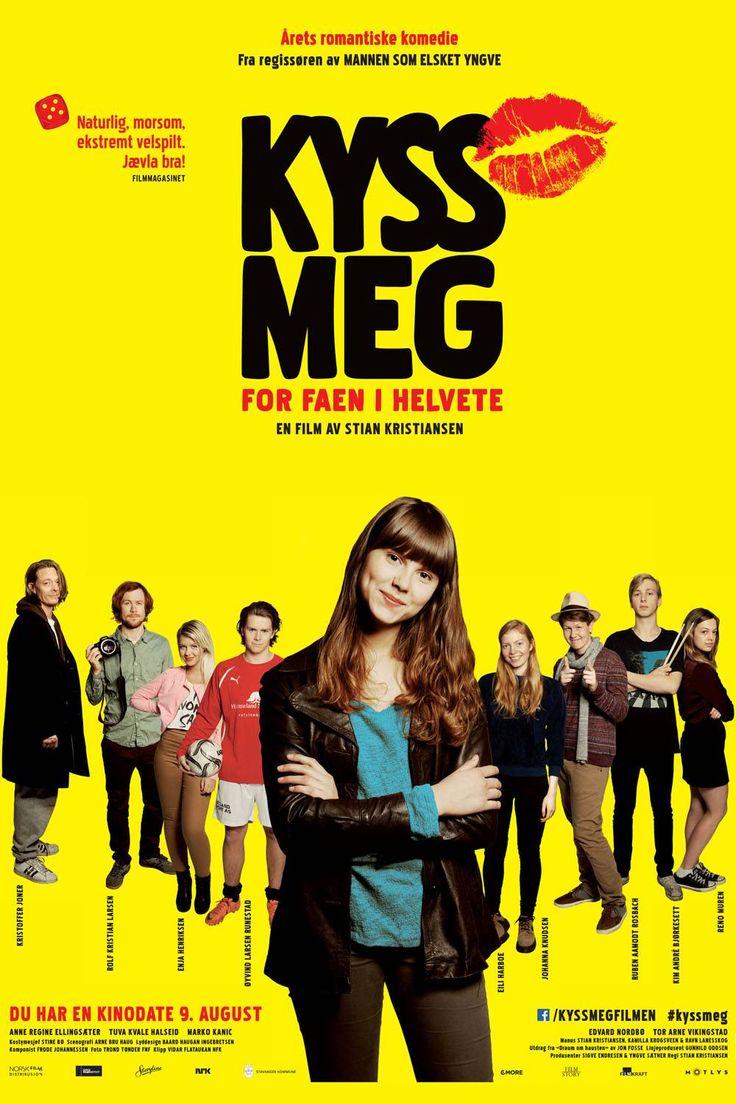 Kyss meg for faen i helvete (2013) Directed by Stian Kristiansen