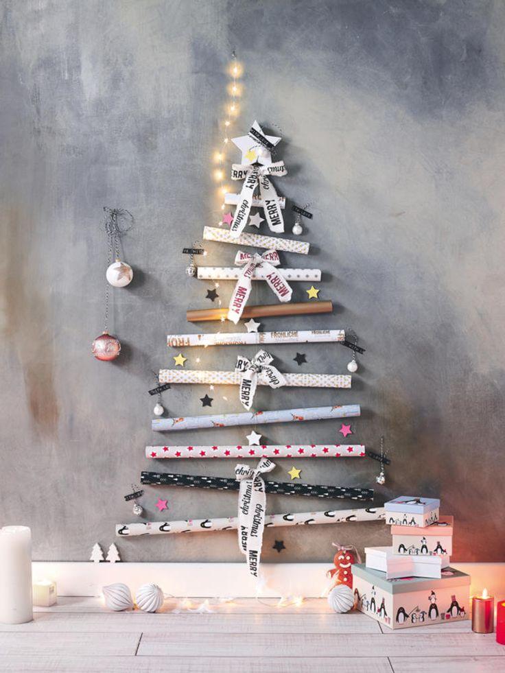 die sch nsten alternativen zum weihnachtsbaum in 2019. Black Bedroom Furniture Sets. Home Design Ideas