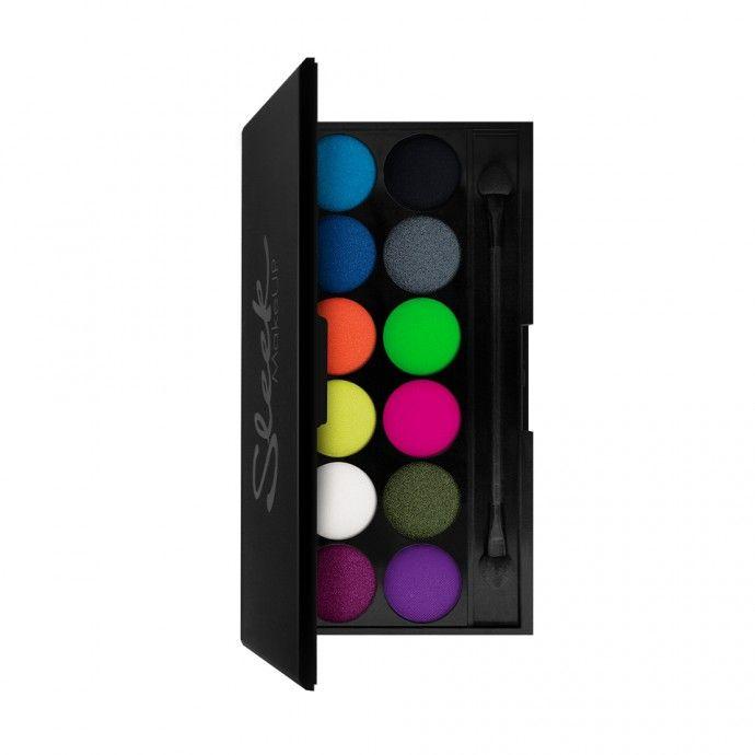 Sleek Acid Eyeshadow Palette doar pe http://www.makeup-shop.ro