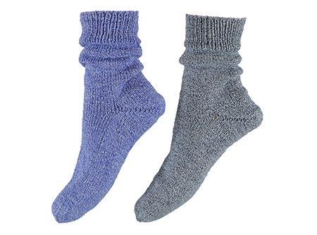 De techniek van sokken breien | Veritas