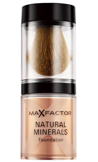 MaxFactor - Natural mineral foundation