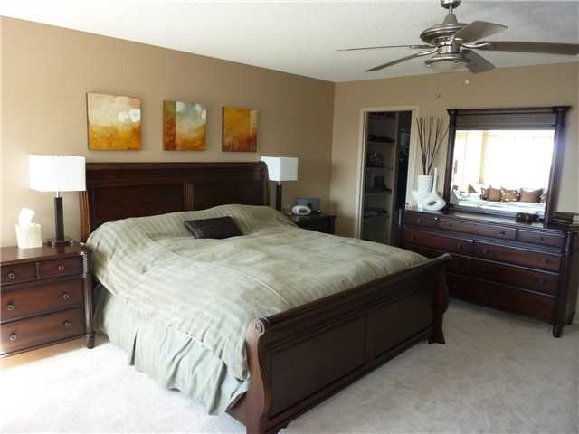 A fantastic Master Suite with a mountain view!  www.heatherdavis.ca
