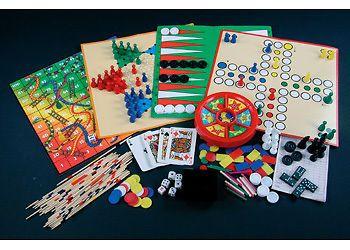 Brand New Feva Family Games Compendium Board Games | eBay