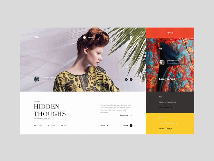 UI Interactions of the week #105 – Muzli -Design Inspiration