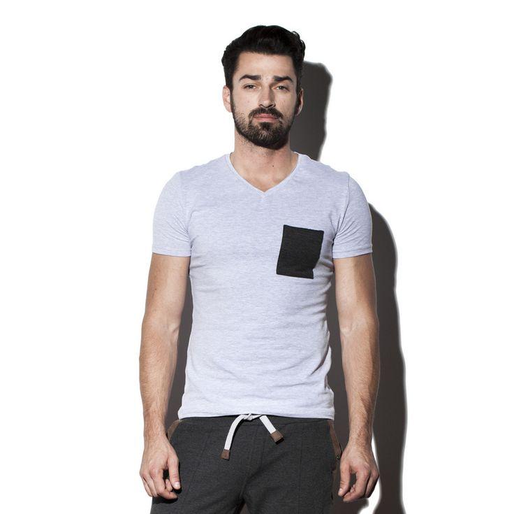 T-shirt męski Berry Man T-shirt • różne kolory, od projektanta Bozzolo   Mustache.pl