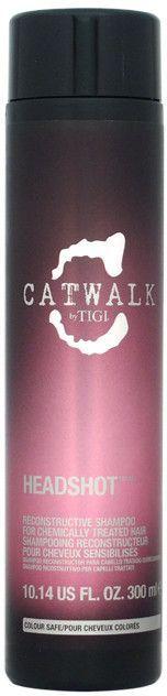 tigi - catwalk headshot reconstructive shampoo (10.14 oz.)