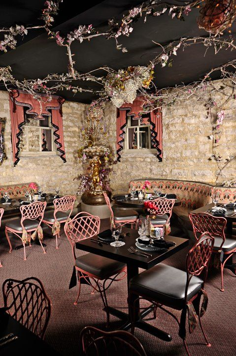 10 Themed Restaurants in Kentucky  7. Irish Acres Antiques and Glitz at 4205 Fords Mill Road in Versailles.