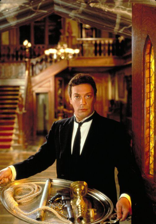 Clue (1985) photos, including production stills, premiere photos and other event photos, publicity photos, behind-the-scenes, and more.