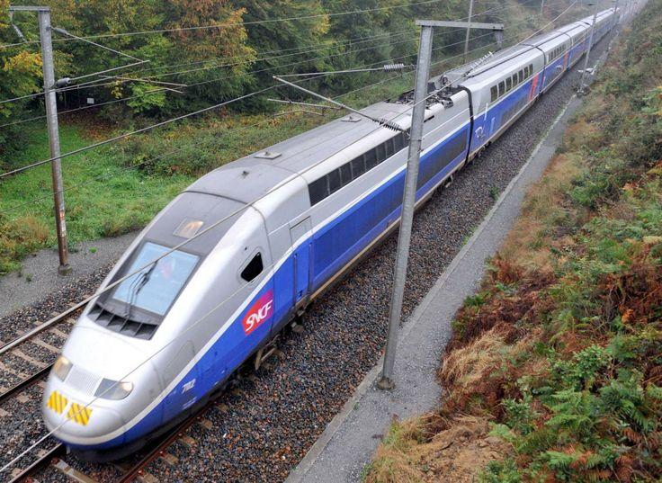 #TGV. Le premier Paris-#Barcelone circulera le 15 décembre