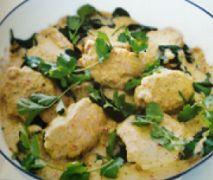 Clone of Lime and Lemongrass Chicken / thermomix