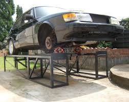 Image result for homemade car ramp plans