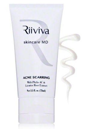 Skincare MD Acne Scarring Cream – Riiviva  Read More: http://www.hatescars.com/