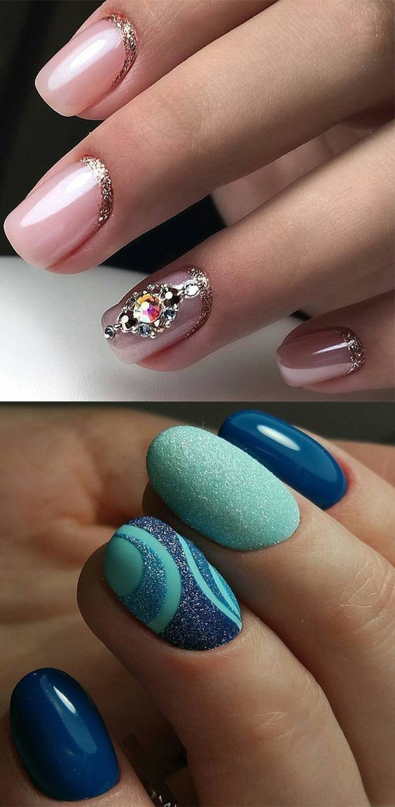 Latest Simple Easy Nail Art Designs To Use In 2017 2018 Pazury