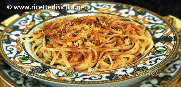 Spaghetti alla bottarga di tonno, una ricetta da fare al volo, facile ed estremamente gustosa. Non dimenticare di abbinare un vino bianco dal gusto fresco.