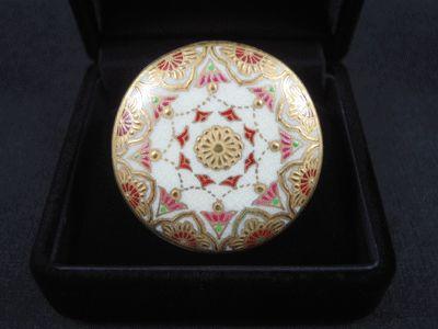 元の薩摩ボタン