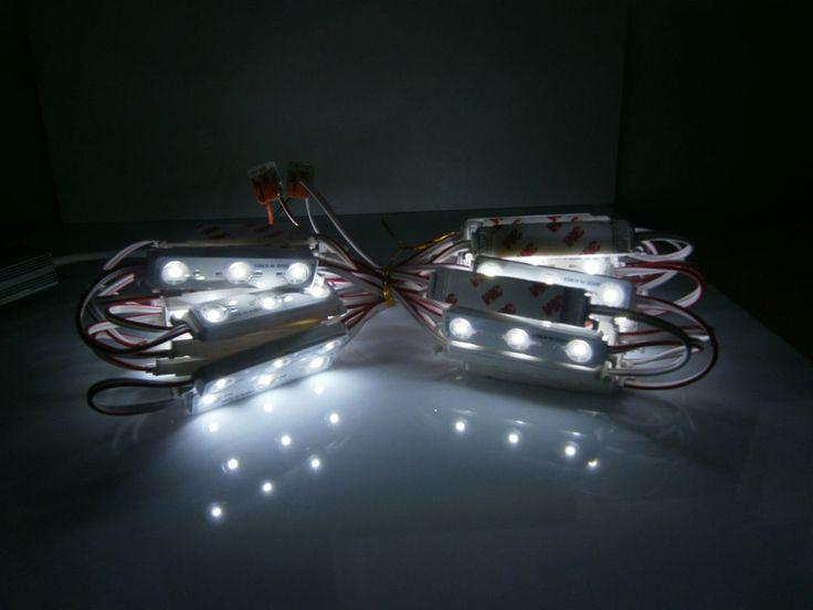 7,60 m - LED - Kette, LED - Lichterkette Weiß mit 50 LED