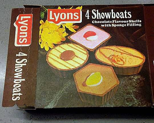 Lyons Snowboats , these were a real treat!