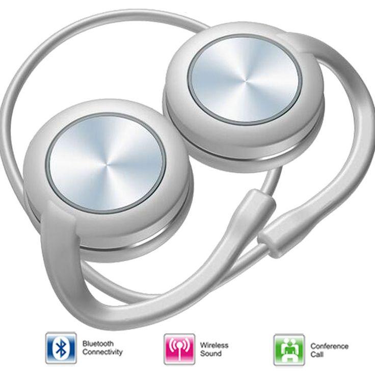Universal Wireless Headphone Stereo Bluetooth Earphone Music Sports Headset With Microphone fones de ouvido sem fio bluetooth