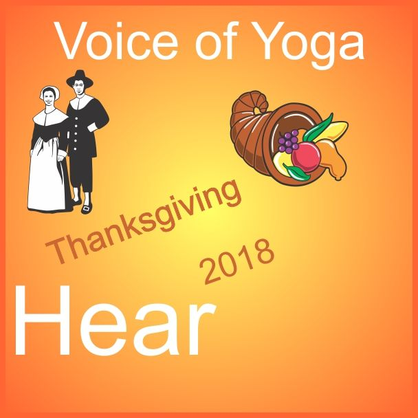 Thanksgiving 2018 Kriya Yoga Kriya Personal Development