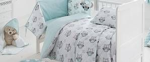 Little Owls Nursery Cot Bed Duvet Cover Set | Dunelm