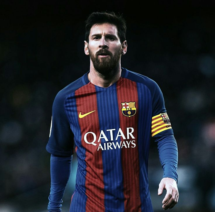 The Captain Leo Messi 2016-17 FC Barcelona