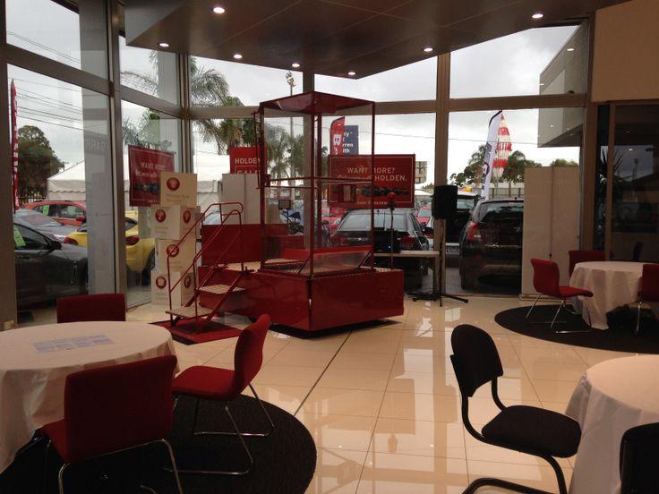 Holden Showroom