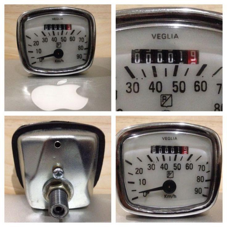 Speedo Meter Vespa VNA VNB 90Km/h